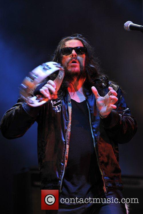 Ian Astbury, The Cult and Isle Of Wight Festival 6
