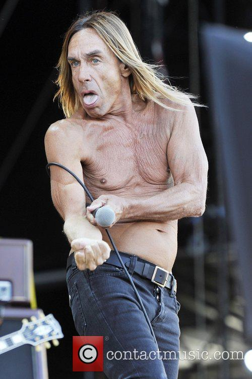 Iggy Pop and Isle Of Wight Festival 3