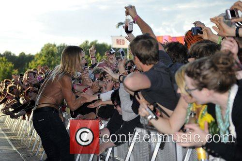Iggy Pop and Isle Of Wight Festival 9