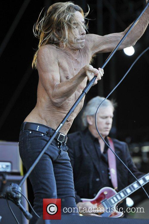 Iggy Pop and Isle Of Wight Festival 5