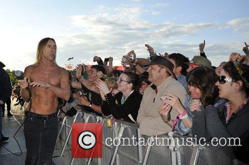 Iggy Pop and Isle Of Wight Festival 10
