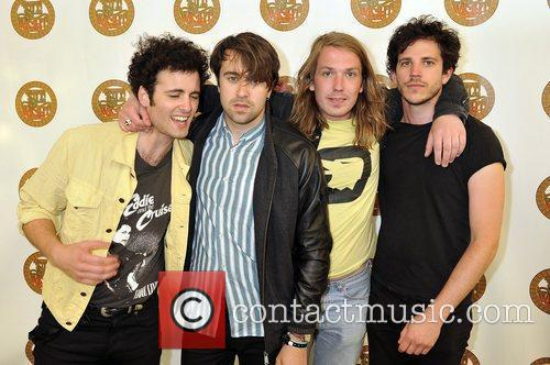 The Vaccines and Isle of Wight Festival 16