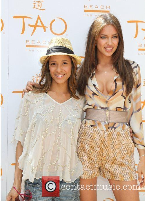 Dania Ramirez and Irina Shayk 3