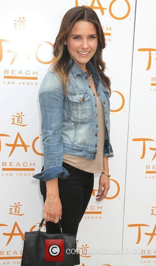 Sophia Bush TAO Beach Season Openin held at...