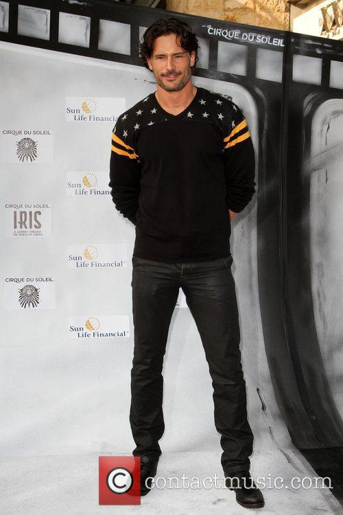 Joe Manganiello Premiere of Iris - A Journey...