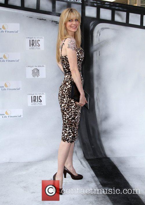 Kristin Bauer Premiere of Iris - A Journey...