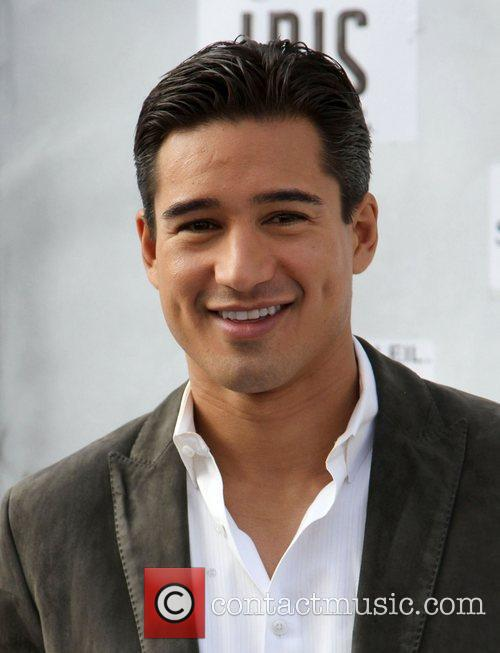 Mario Lopez and Kodak Theatre 1