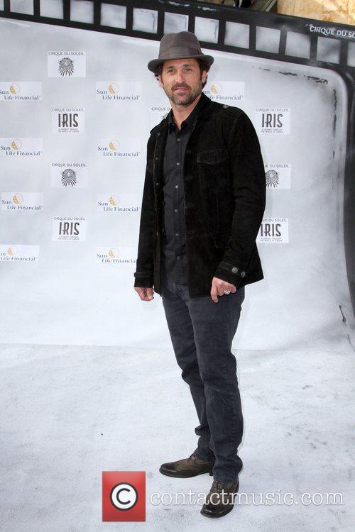 Patrick Dempsey Premiere of Iris - A Journey...