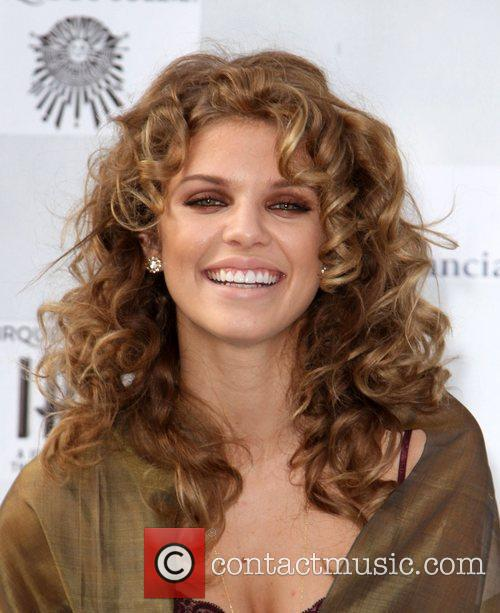 Annalynne Mccord and Kodak Theatre 1