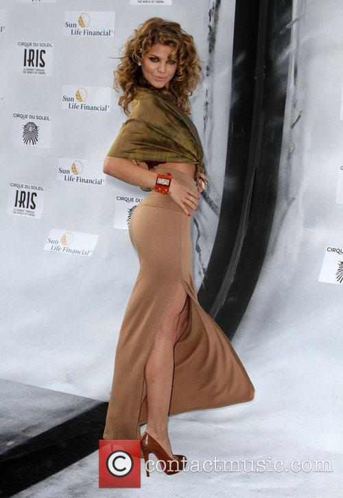 Annalynne Mccord and Kodak Theatre 10