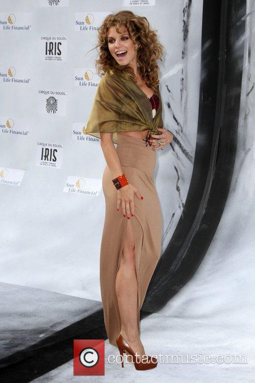 Annalynne Mccord and Kodak Theatre 7