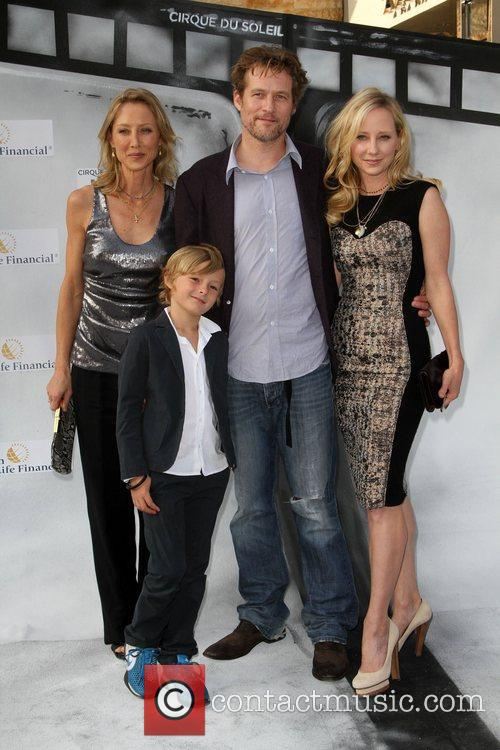 Anne Heche, James Tupper and Kodak Theatre 3
