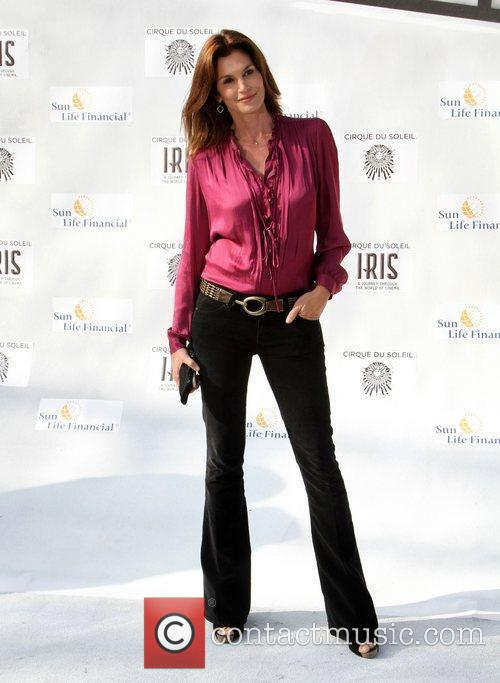 Cindy Crawford and Kodak Theatre 2