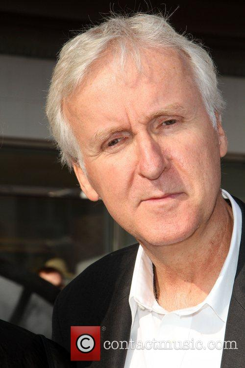 James Cameron and Kodak Theatre 2