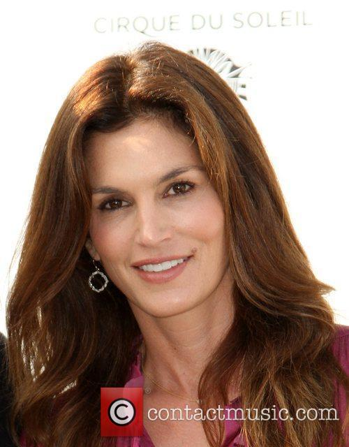Cindy Crawford and Kodak Theatre 6