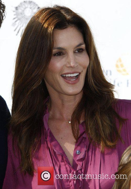 Cindy Crawford and Kodak Theatre 7