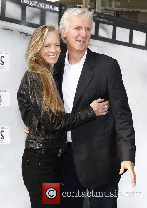 James Cameron, Suzy Amis and Kodak Theatre 3