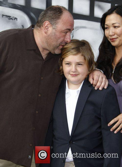 James Gandolfini and Kodak Theatre 3