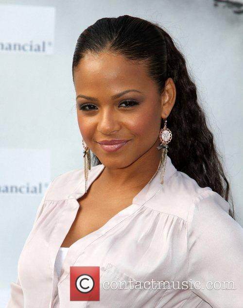 Christina Milian and Kodak Theatre 6
