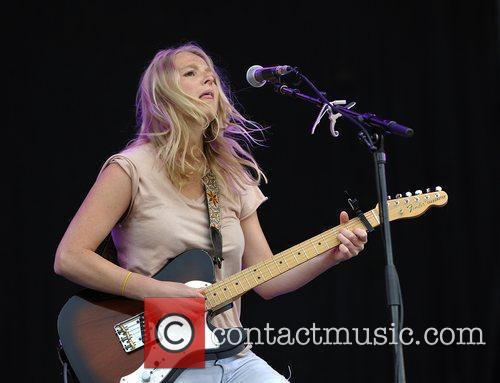 Lissie and Isle Of Wight Festival 7