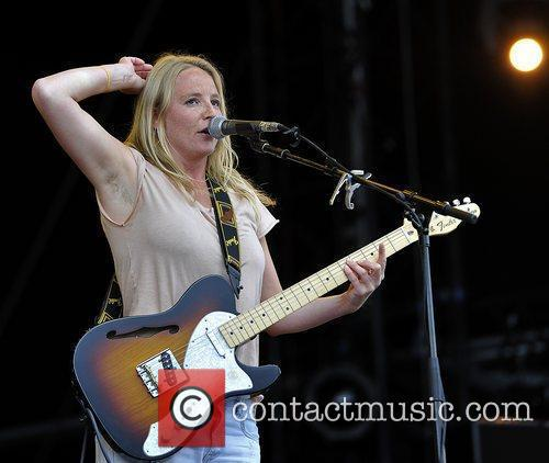 Lissie and Isle Of Wight Festival 5