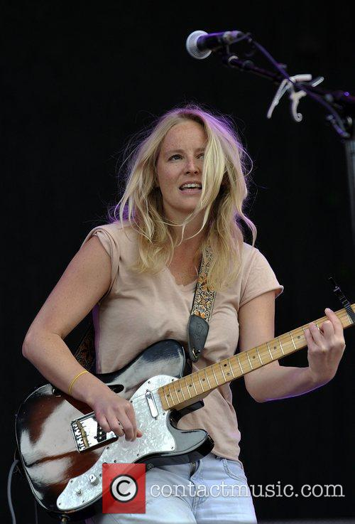 Lissie and Isle Of Wight Festival 4