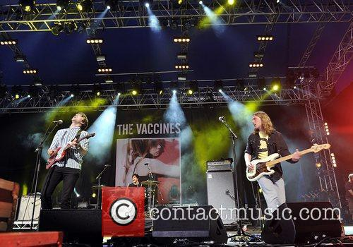 The Vaccines and Isle Of Wight Festival 7