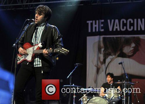 The Vaccines and Isle Of Wight Festival 11