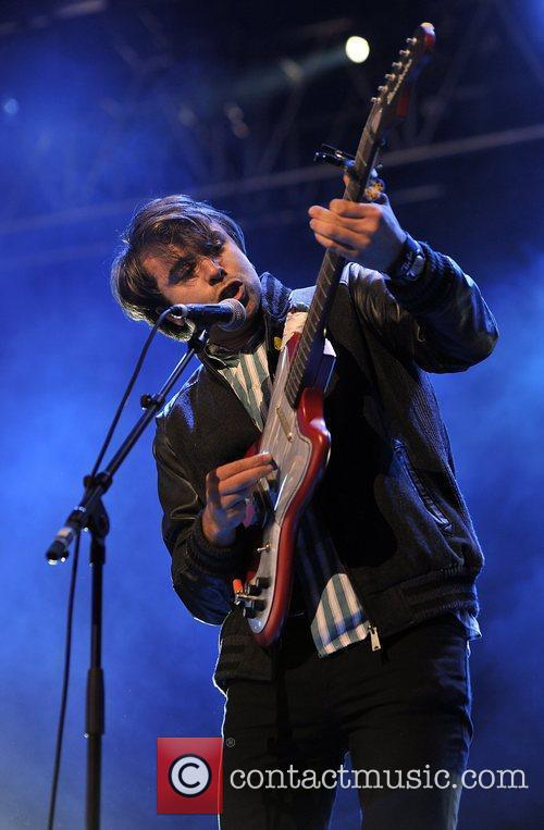 The Vaccines and Isle Of Wight Festival 3