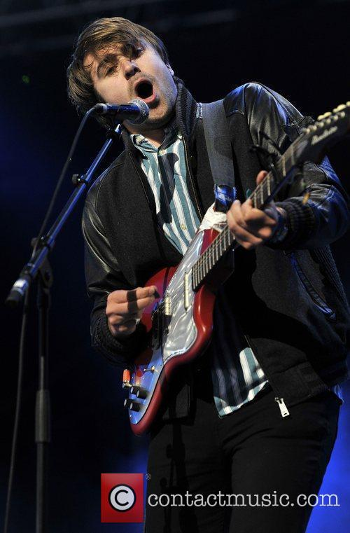 The Vaccines and Isle of Wight Festival 12