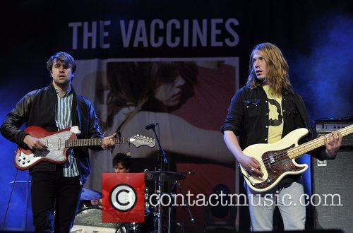 The Vaccines and Isle Of Wight Festival 6