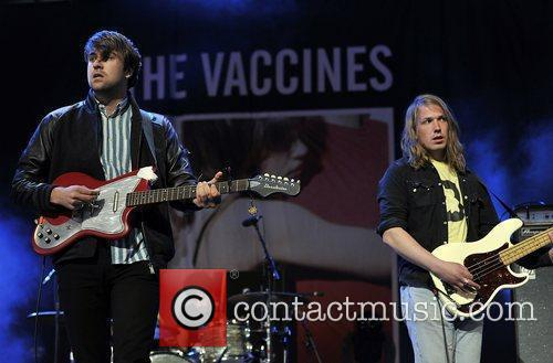 The Vaccines and Isle of Wight Festival 14