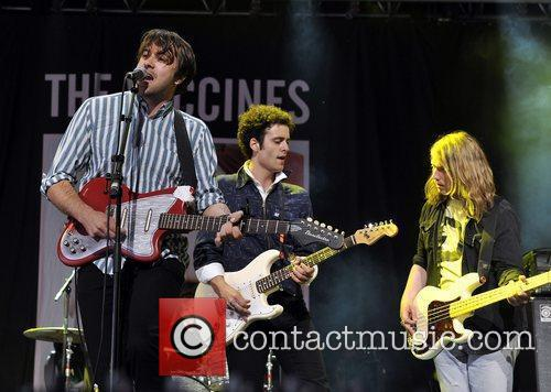 The Vaccines and Isle Of Wight Festival 4