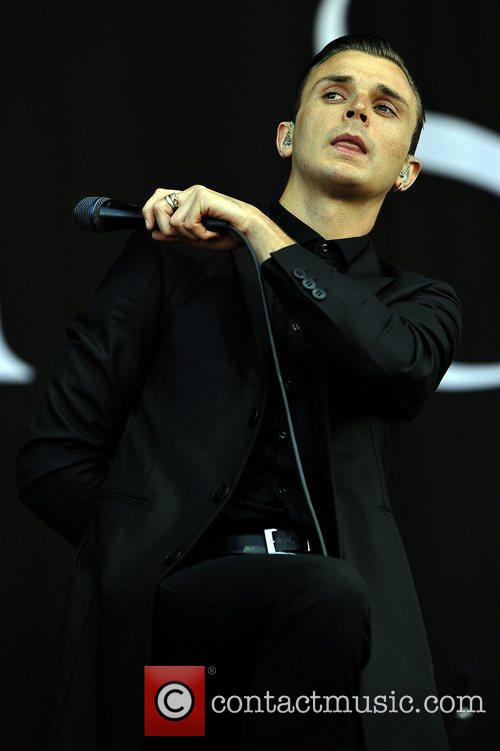 Hurts and Isle Of Wight Festival 2