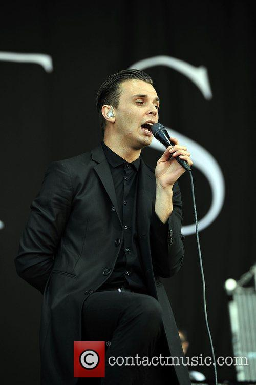 Hurts and Isle Of Wight Festival 6