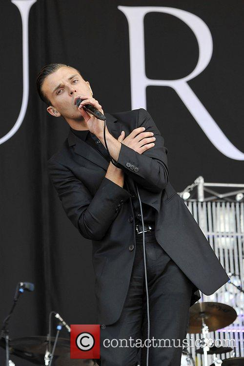 Hurts and Isle of Wight Festival 13