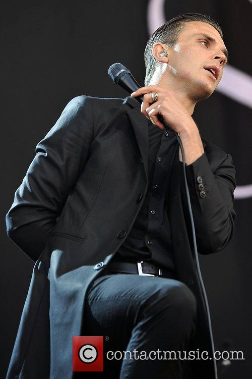 Hurts and Isle Of Wight Festival 9