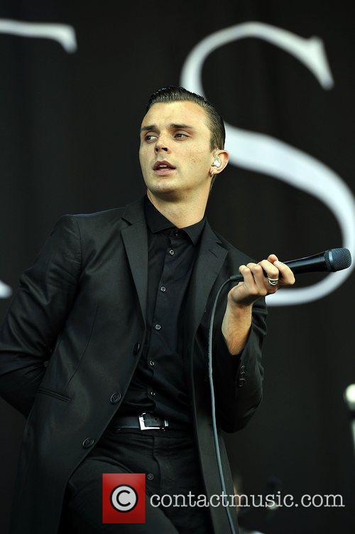 Hurts and Isle of Wight Festival 15