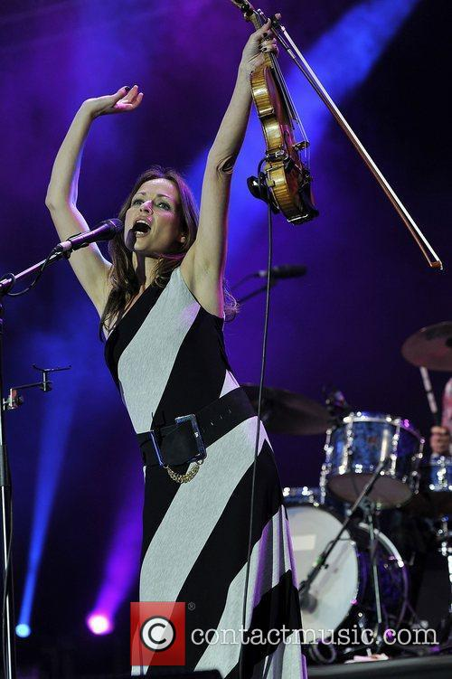 Sharon Corr and Isle Of Wight Festival 5