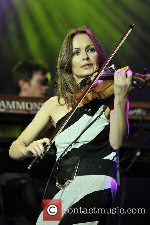 Sharon Corr and Isle Of Wight Festival 4
