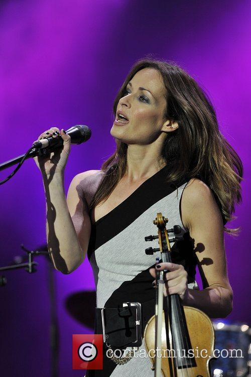 Sharon Corr and Isle Of Wight Festival 6