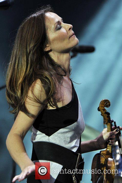 Sharon Corr and Isle Of Wight Festival 7