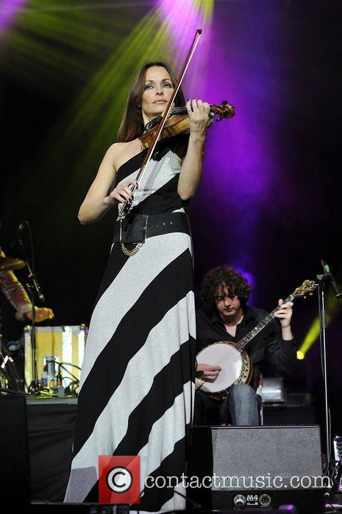 Sharon Corr and Isle Of Wight Festival 10