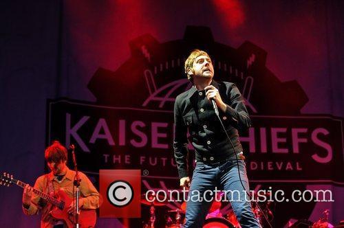 Ricky Wilson and Kaiser Chiefs 4