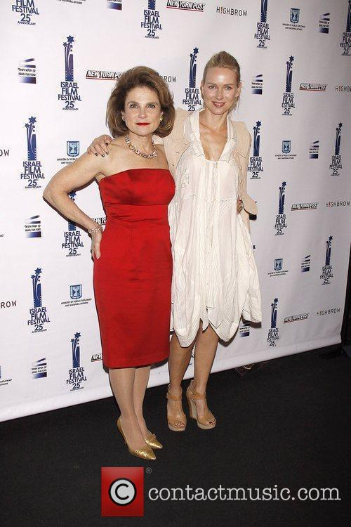 Tovah Feldshuh and Naomi Watts  The 25th...