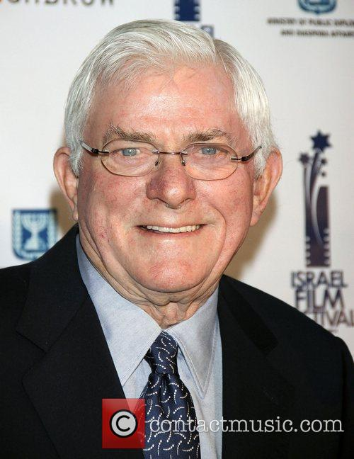 Phil Donahue  The 25th Israel Film Festival...