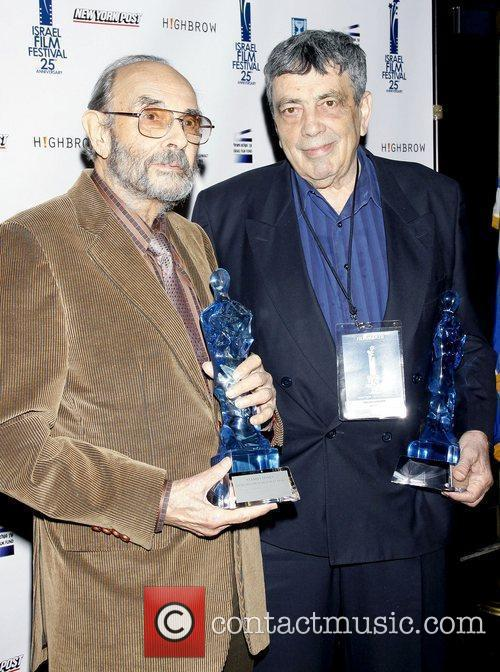 Stanley Donen and Micha Shagrir  The 25th...