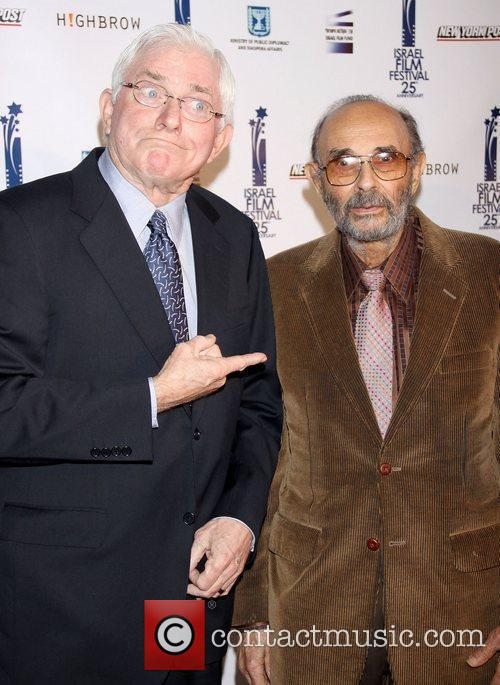 Phil Donahue and Stanley Donen  The 25th...