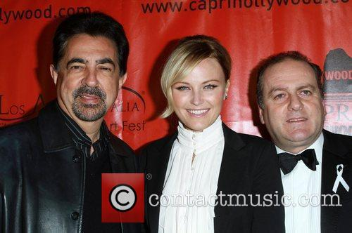Joe Mantegna, Malin Akerman and Mann 3