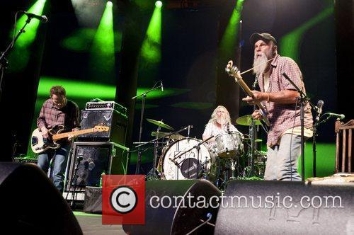 Seasick Steve at the Roundhouse in London for...